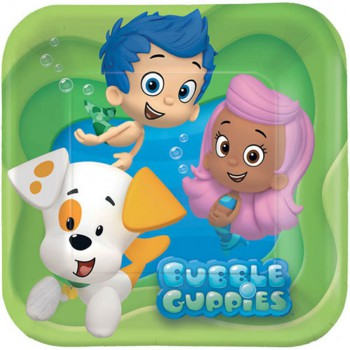 Bubble Guppies Children's Party Supplies