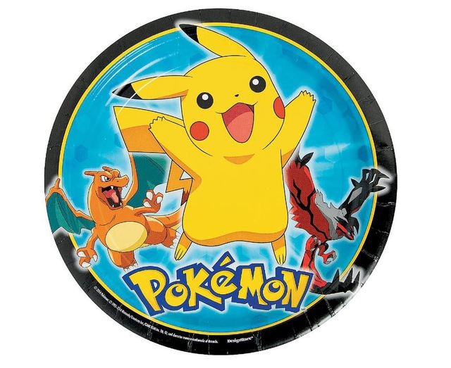 Pokemon Children's Party Supplies