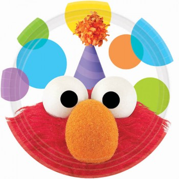 Sesame Street Children's Party Supplies
